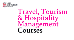 Online Travel, Tourism and Hospitality Management Courses