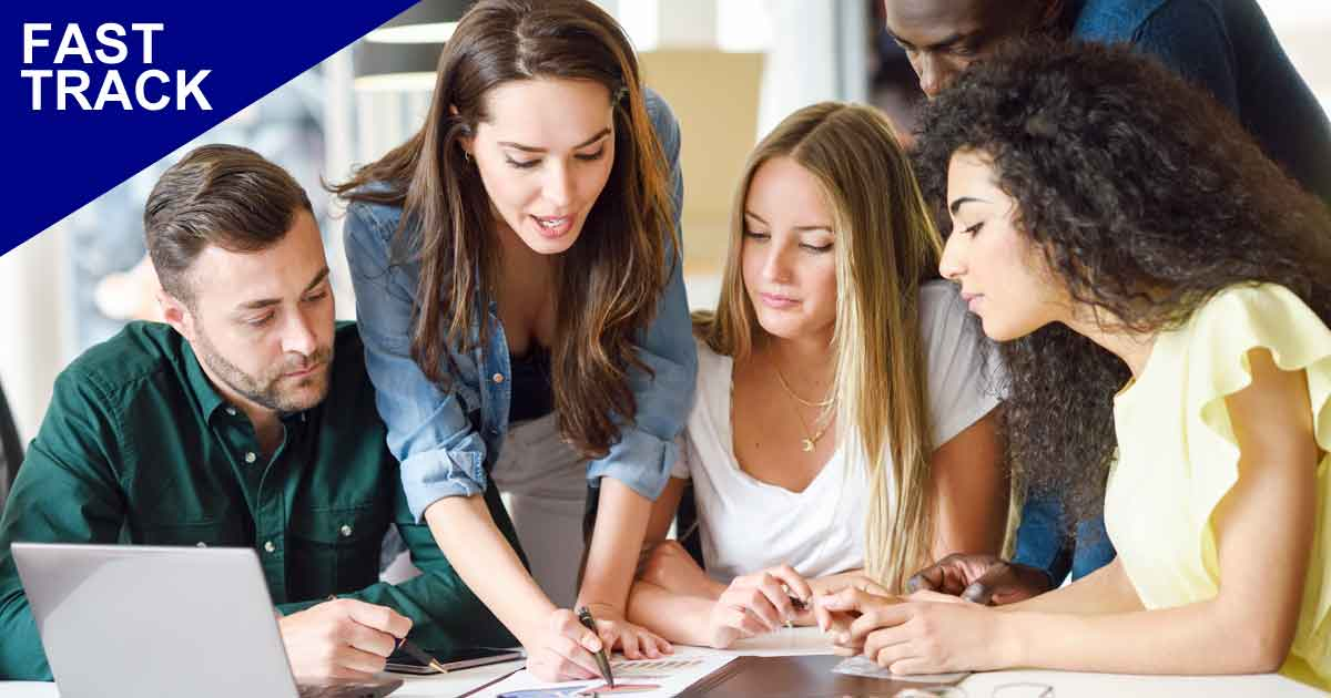 Fast Track Level 5 Diploma in Business Management Online Course